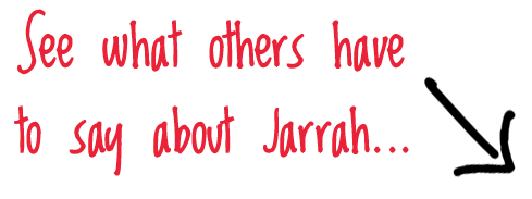 See what others have to say about Jarrah